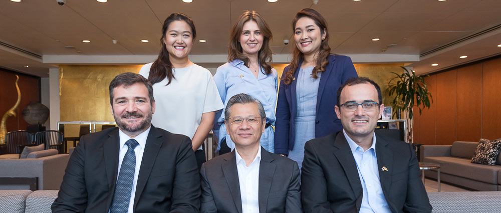 the team behind the brazilan thai chamber