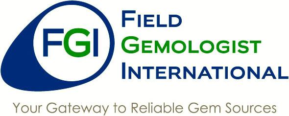 logo field gemologist
